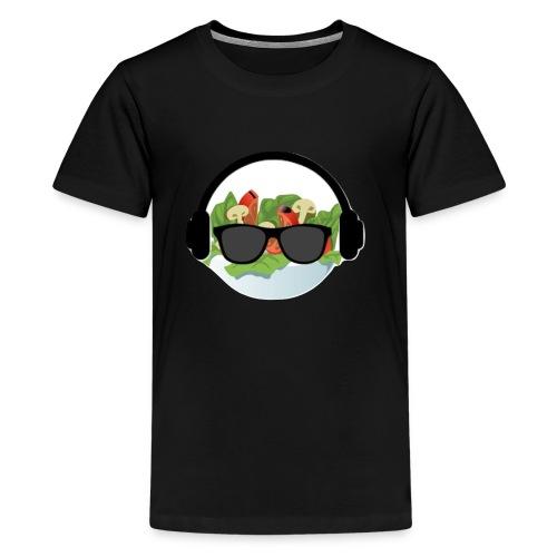 DJ salad merchandise - Kids' Premium T-Shirt