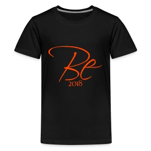Be all you were created to be - Kids' Premium T-Shirt