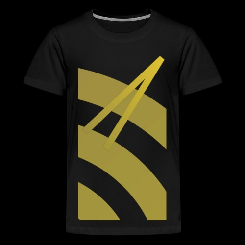 Rising Break The Cycle Gold - Kids' Premium T-Shirt