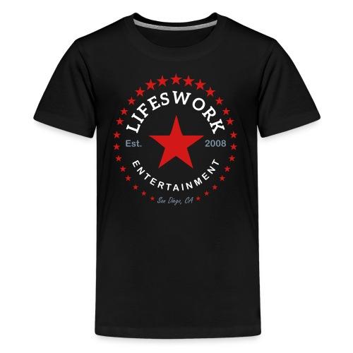 Lifeswork Entertainment - Kids' Premium T-Shirt