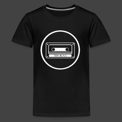 team remix white variant - Kids' Premium T-Shirt