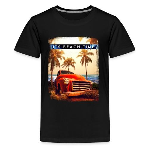 Its Beach Time - Kids' Premium T-Shirt