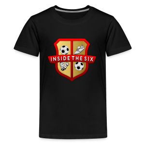 Big Logo - Kids' Premium T-Shirt