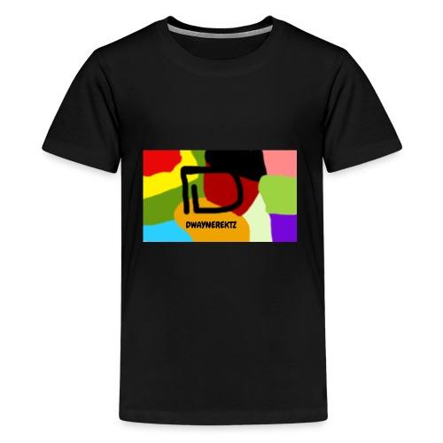 DwayneRektz Dye - Kids' Premium T-Shirt