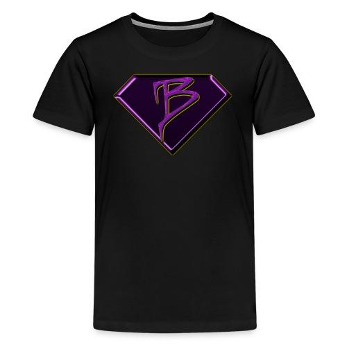 Blizzman- Logo - Kids' Premium T-Shirt