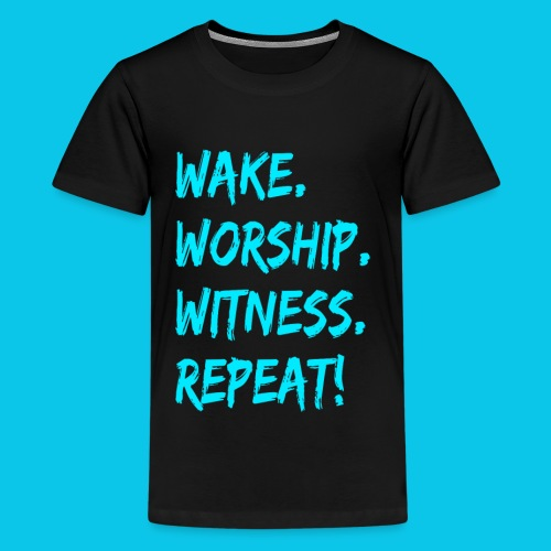 WWWR! - Kids' Premium T-Shirt