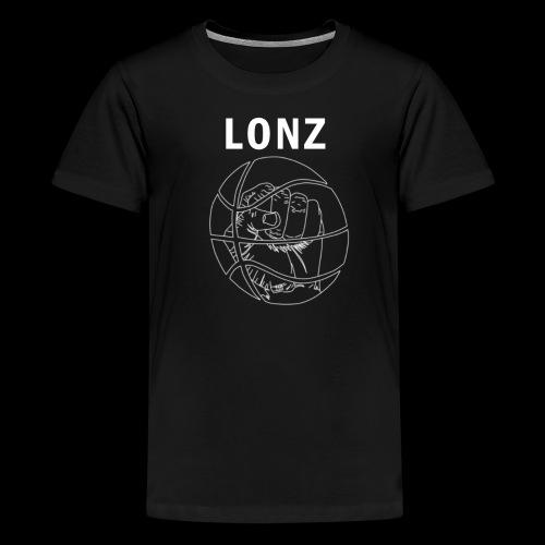 lonz logo 1 - Kids' Premium T-Shirt