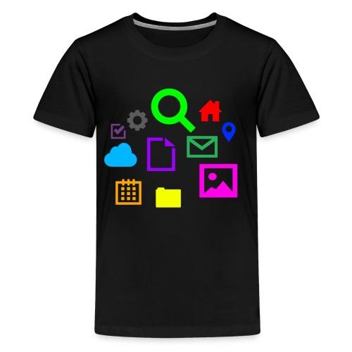 Internet - Kids' Premium T-Shirt