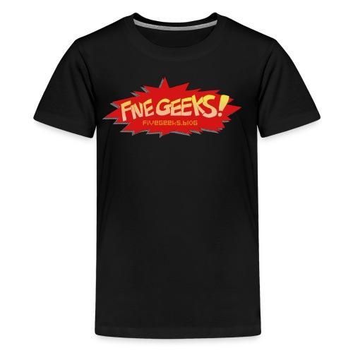 FiveGeeks.Blog - Kids' Premium T-Shirt