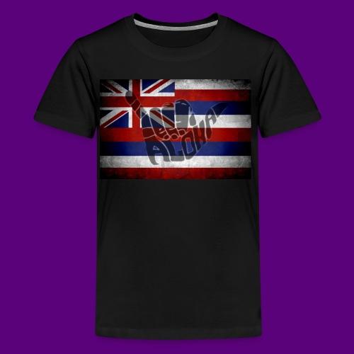 Aloha Shaka - Kids' Premium T-Shirt