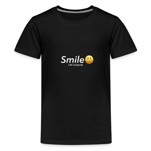 SMILE liki lulgjuraj Design - Kids' Premium T-Shirt