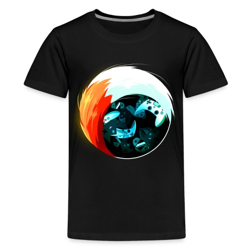 sfxxPLAY logo - Kids' Premium T-Shirt