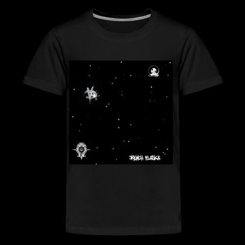 Spotty Crunch Alaska - Kids' Premium T-Shirt