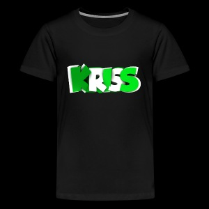 KRISS TEXT - Kids' Premium T-Shirt