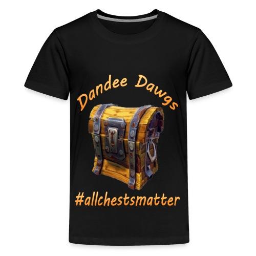 #chestmatters2 - Kids' Premium T-Shirt