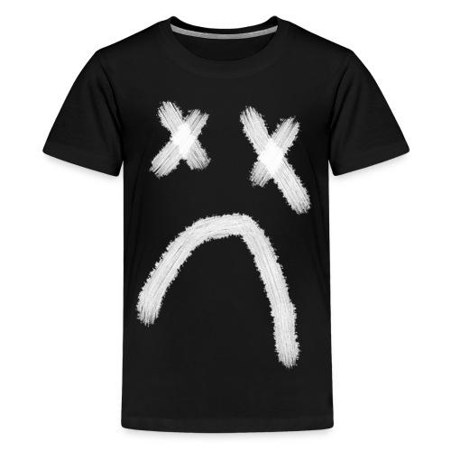 SADBOY WHITE - Kids' Premium T-Shirt