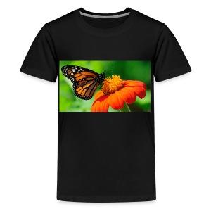 butterfly - Kids' Premium T-Shirt
