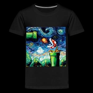 A Stroke Of Brilliance - Kids' Premium T-Shirt
