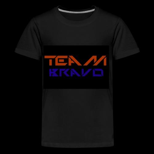 Team Bravo - Kids' Premium T-Shirt