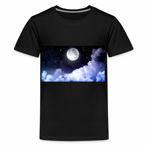 Full Moon - Kids' Premium T-Shirt