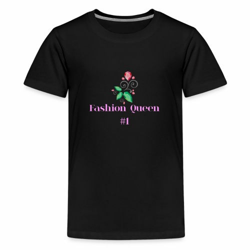 LogoScopic 4 - Kids' Premium T-Shirt