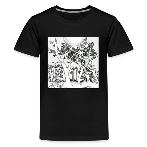 Nine Twenty Seven - Trees - Kids' Premium T-Shirt