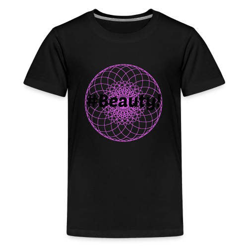 #beauty - Kids' Premium T-Shirt