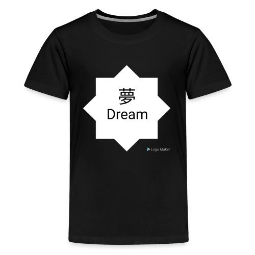 Photo 1516847685672 - Kids' Premium T-Shirt