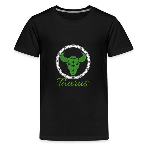 taurus - Kids' Premium T-Shirt