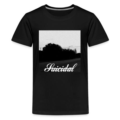 Suicidal - Kids' Premium T-Shirt