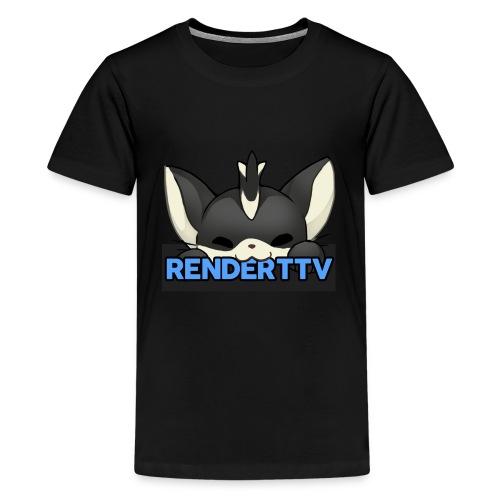renderttv avatar - Kids' Premium T-Shirt