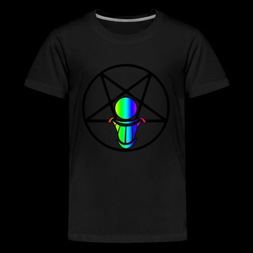 Pride Logo 3 - Kids' Premium T-Shirt
