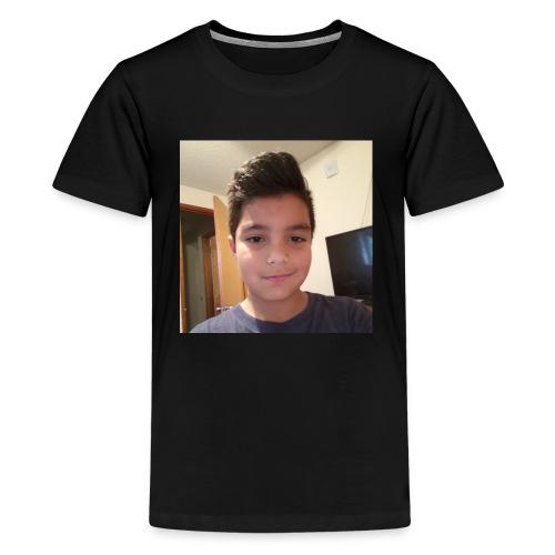 temp photo - Kids' Premium T-Shirt