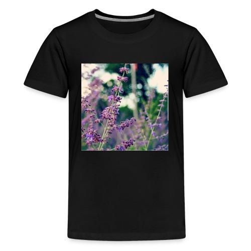 Does This Shirt Make Me Smell Like Lavender? - Kids' Premium T-Shirt