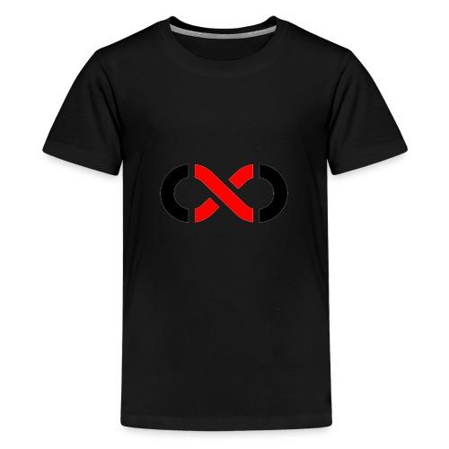 infinity x logo - Kids' Premium T-Shirt