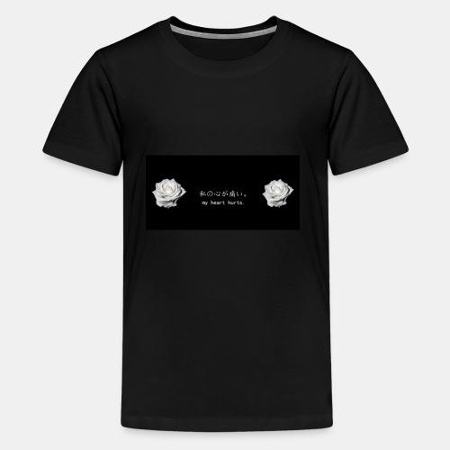 No matter how much pain you going through it be ok - Kids' Premium T-Shirt