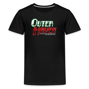 Outer Haven Retro - Kids' Premium T-Shirt