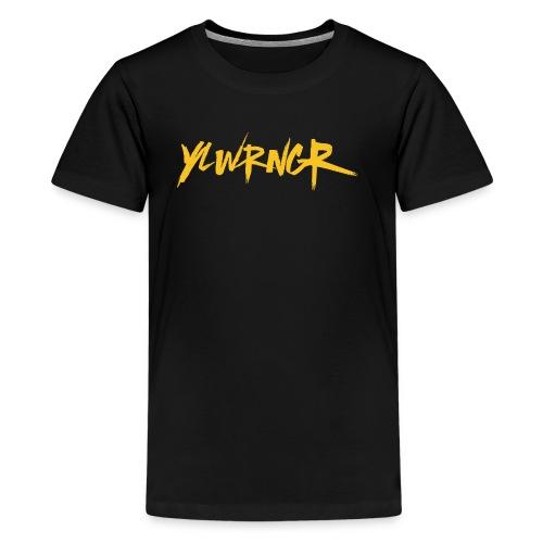 YLWRNGR Logo - Kids' Premium T-Shirt