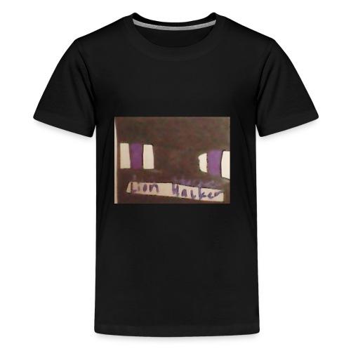 Lion haker t-shirt - Kids' Premium T-Shirt