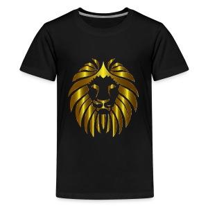 Lion United - Kids' Premium T-Shirt