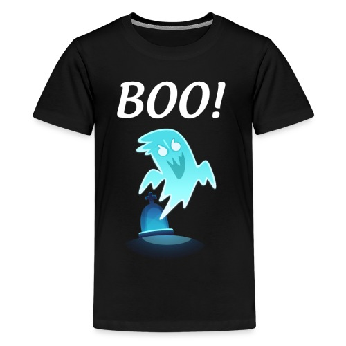 Boo Halloween T-shirt - Kids' Premium T-Shirt