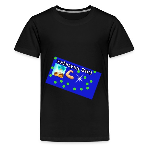 xxboyxx 360 YouTube channel - Kids' Premium T-Shirt