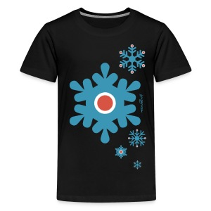 Peri Christmas - Kids' Premium T-Shirt