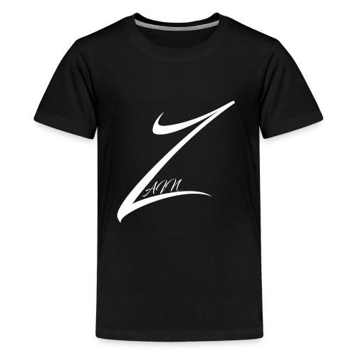 Zain's Logo - Kids' Premium T-Shirt