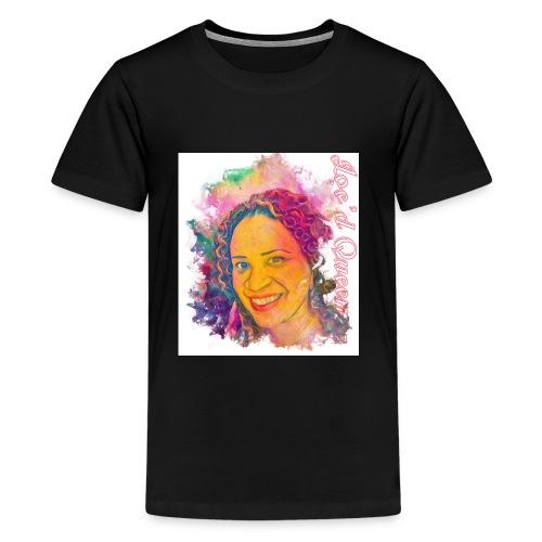 Loc'd Queen - Kids' Premium T-Shirt