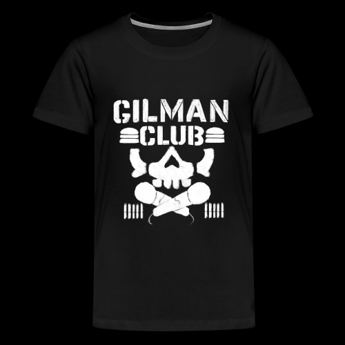 Gilman Club Logo - Kids' Premium T-Shirt