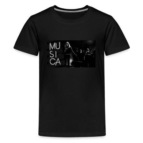 woman leading2 - Kids' Premium T-Shirt