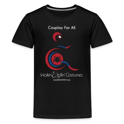 Cosplay For All: Spiderman - Kids' Premium T-Shirt