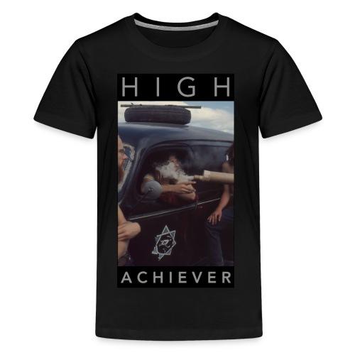 HIGH ACHIEVER - Kids' Premium T-Shirt