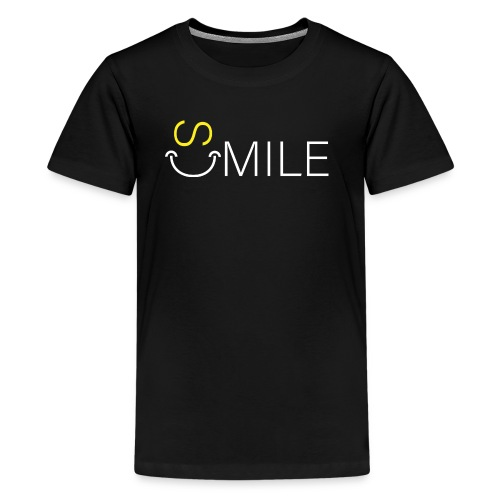 SMILE 7 - Kids' Premium T-Shirt